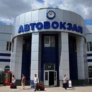 Автовокзалы Горелок