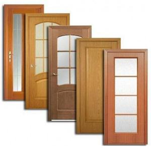 Двери, дверные блоки Горелок