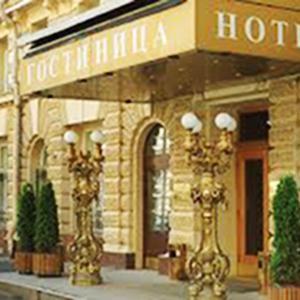 Гостиницы Горелок