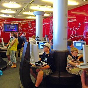 Интернет-кафе Горелок