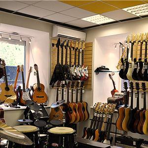 Музыкальные магазины Горелок