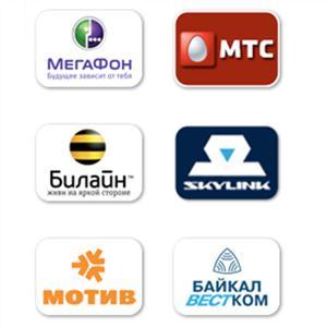 Операторы сотовой связи Горелок