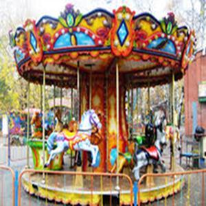 Парки культуры и отдыха Горелок