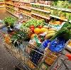 Магазины продуктов в Горелках