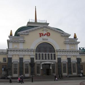 Железнодорожные вокзалы Горелок